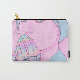 Third eye Girl Carry-All Pouch