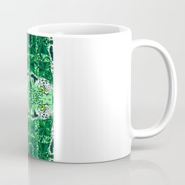 Emerald Leopard  Coffee Mug