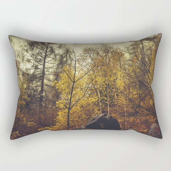 Find your place Rectangular Pillow