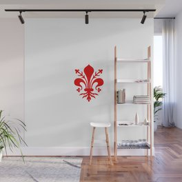 Flag of Florence Wall Mural