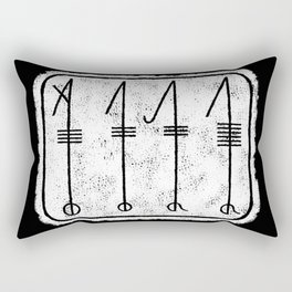 THE SVEFNTHORN Rectangular Pillow