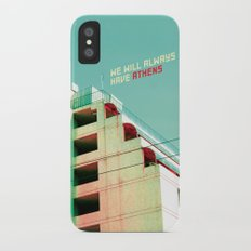 We Will Always Have Athens Slim Case iPhone X