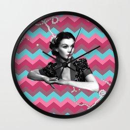 Vivien Wall Clock