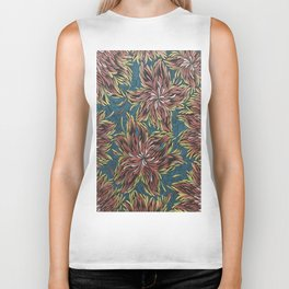Native Points of Perception Biker Tank