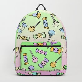 Cute Candy for Halloween Backpack