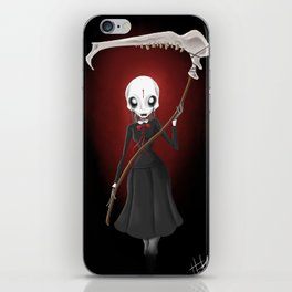 Once in a dream...I met a girl iPhone Skin