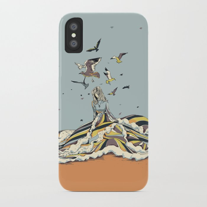 WALK ON THE OCEAN iPhone Case