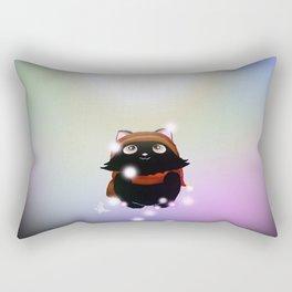 Quest for light Rectangular Pillow