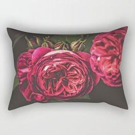Vintage Roses 01 Rectangular Pillow