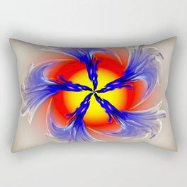 Abstract - Perfection 49 Rectangular Pillow