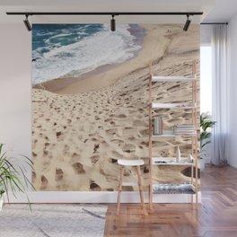 African Dune Beach Wall Mural