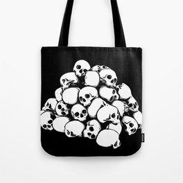 More Skulls Tote Bag