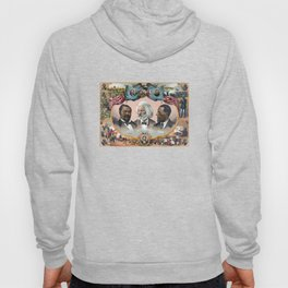 Heroes Of The Colored Race Hoody