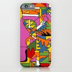 Study no. 8 iPhone 6s Slim Case