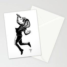 AniMusic (COBRA) Stationery Cards