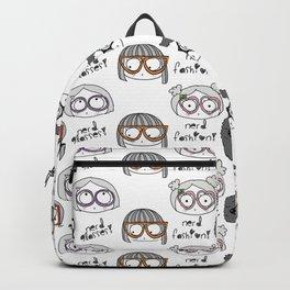 """""""Nerd Glasses"""" Backpack"""