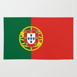 Flag of Portugal Rug