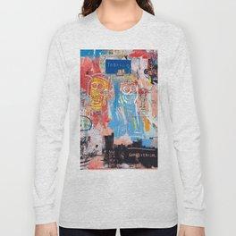 Basquiat Style 2 Long Sleeve T-shirt