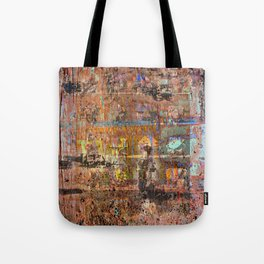 Itchy Hands No. 1 Tote Bag