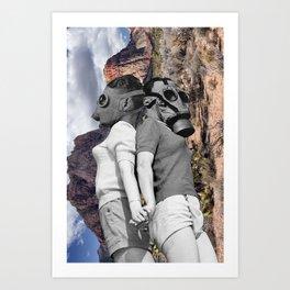 Clean Air Art Print