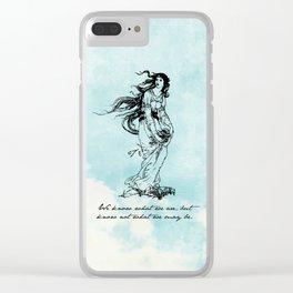 Hamlet - Ophelia - William Shakespeare Clear iPhone Case