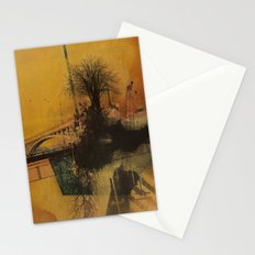 Crossing Over Stationery Cards