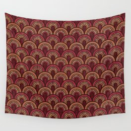 60's Patterns 3 Wall Tapestry