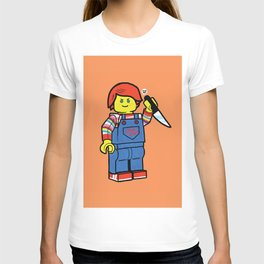 Horror Toys - Chucky T-shirt