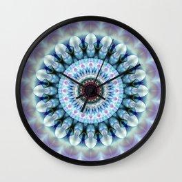 Mandala Bliss Wall Clock