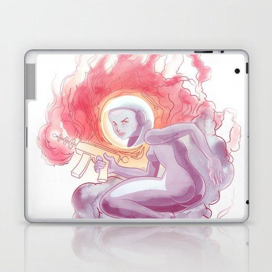 Somewhere in Space Laptop & iPad Skin