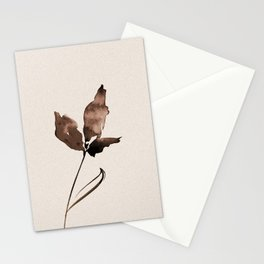 Floral Abstract No.2k by Kathy Morton Stanion Stationery Cards
