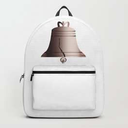 Liberty Bell With Crack Backpack