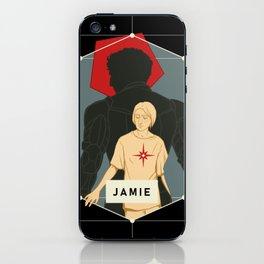 Jamie Legacy Silhouette iPhone Skin