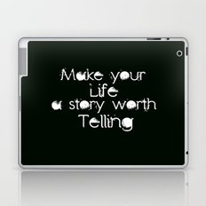 Life Story Laptop & iPad Skin
