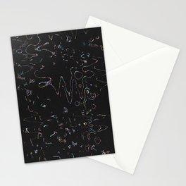NEW BLACK Stationery Cards