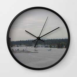 Vancouver Harbour Wall Clock
