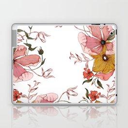 Words that water flowers Laptop & iPad Skin