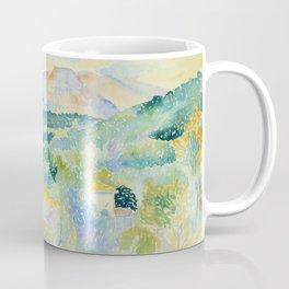 "Henri-Edmond Cross ""Paysage"" Coffee Mug"