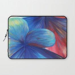 Flowers are Love Laptop Sleeve