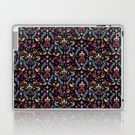 Dark Folk Milk Maid Pattern Laptop & iPad Skin