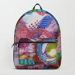 Les Droseras (série Au jardin) Backpack