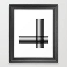 krizanje v.2 Framed Art Print