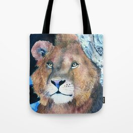 Ever Watchful by Maureen Donovan Tote Bag