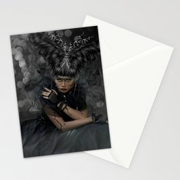 BROKEN DOLL Stationery Cards