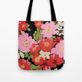 Ava Rose Tote Bag