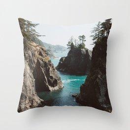 Pirates Cove Throw Pillow