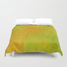 Lemon/Lime Duvet Cover