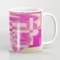 pop art Mugs featuring Pop by MonsterBrown