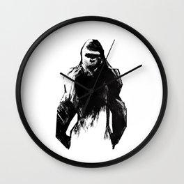 Gentle Gorilla Wall Clock