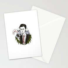 agent cooper Stationery Cards